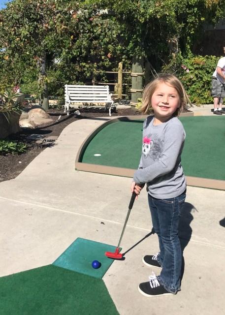 Fort Wayne Miniatue Golf