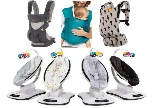 Newborn Necessities - Gear