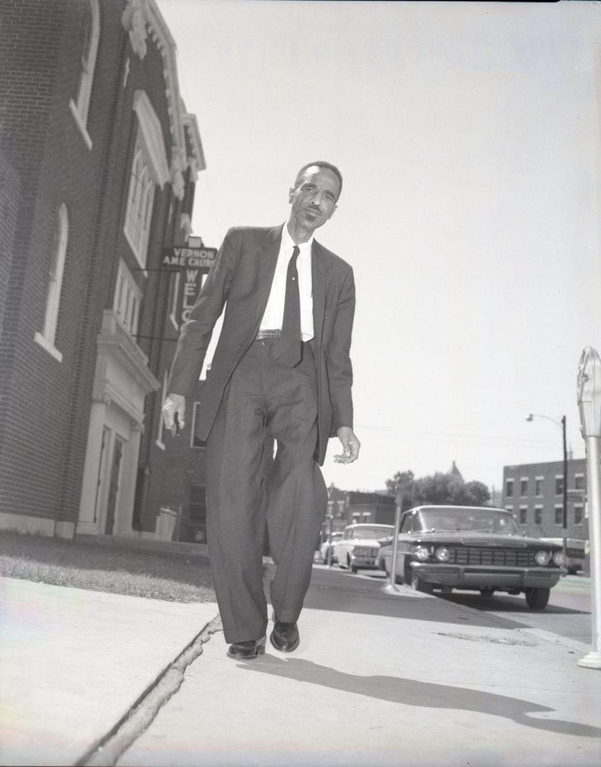 Reverend Ben H. Hill