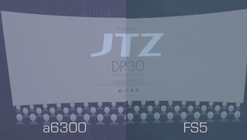 fs5 vs a6300 details