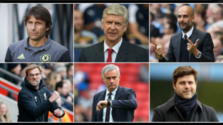 """Top 6 Gaffers"": Ranking the Managers of the ""Top 6"" Teams"