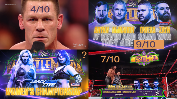 Rating WM34 Build Up 1024x576 - Rating the Build-Up of Every WrestleMania 34 Match