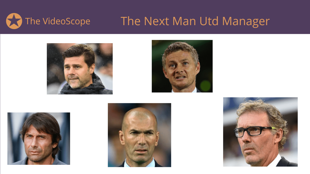 Who Should Become the Next Permanent Man Utd Manager?