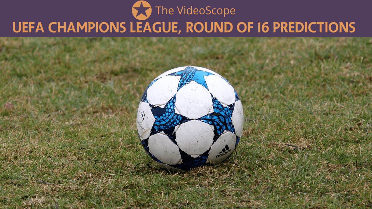 Who will survive the Champions League Round of 16?