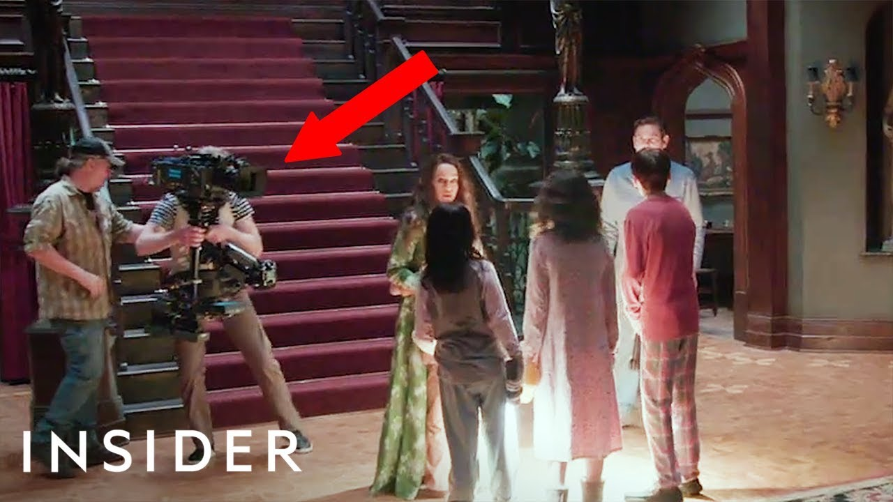 Find Out How Netflix Shot A 17 Minute Scene In One Take For The Haunting Of Hill House