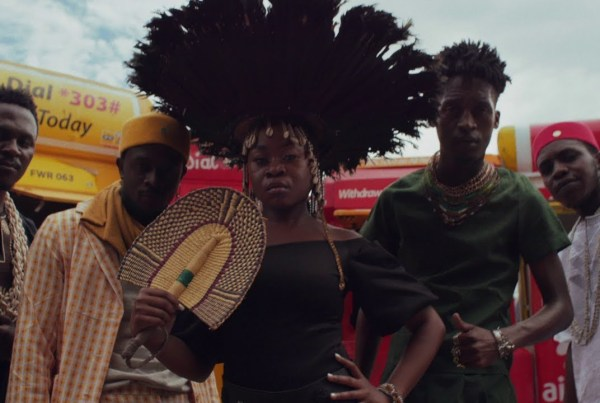 "Sampa The Great Celebrates Zambia For ""Final Form"" image of Sampha"