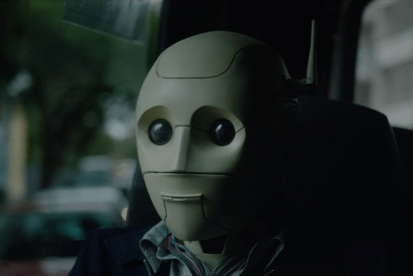 Cinemark Shows Us What A Robot's Daily 9-5 Looks Like In New Ad  image of robot