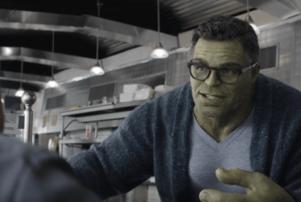 Marvel Explains How They Made The Hulk Look So Realistic image of The Hulk