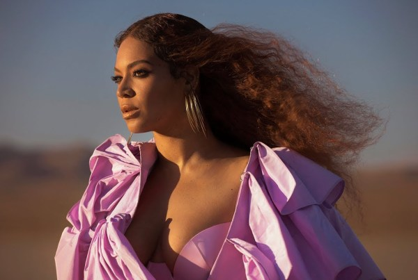 "Beyonce + Blue Ivy Star In Music Video For ""Spirit"" image of Beyonce"