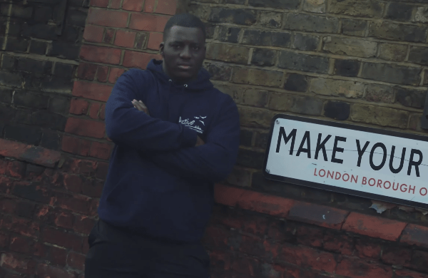 Short Film Shows How Mercedes Are Using Sport For Good image of Active Communities Network