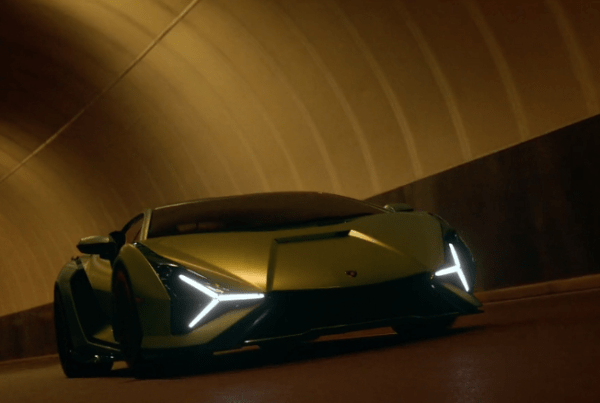 Watch The Mind-Bending Promo For The New Lamborghini Sian image of Lamborghini Sian