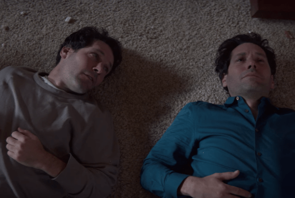 "Paul Rudd And Paul Rudd Star In ""Living With Yourself"" image of Paul Rudd Netflix"