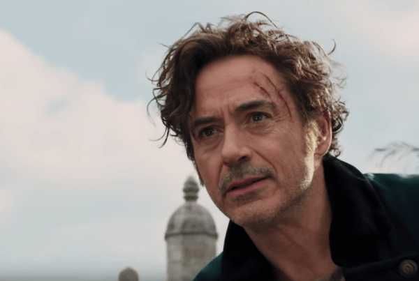 Robert Downey Jr Stars In The New Trailer For The Dr Dolittle Reboot image of Dolittle