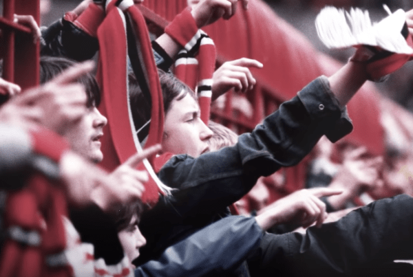 """Us And Them"" Doc Looks At The Rivalry Between Manchester United & Liverpool image of Liverpool Manchester United Rivalry"
