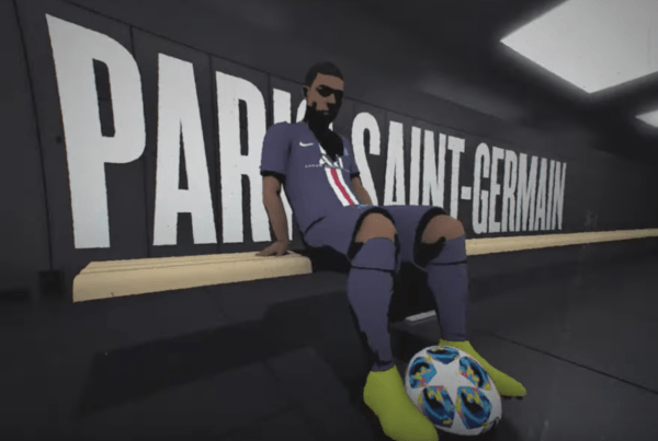 This Awesome Animation Reveals The Finalists Of The Champions League image of BR Football
