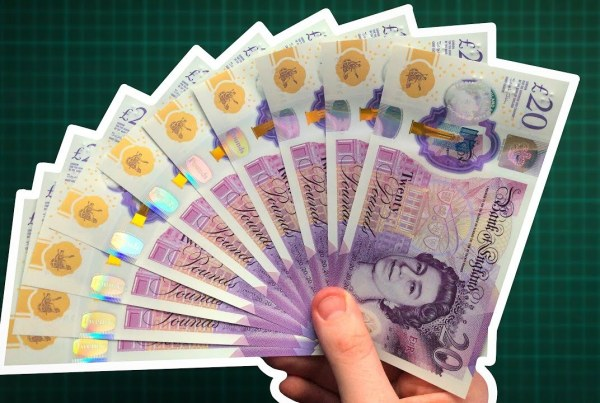 This Video Examines All The Easter Eggs Hidden in The New British £20 Note image of £20 note