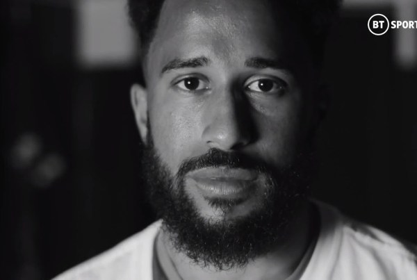 Crystal Palace Forward Andros Townsend Talks Mental Health With BT Sport image of Heads Up