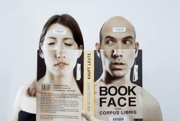 "Short Film ""Bookface"" Lines Up Famous Book With Real-Life Locations & People image of Bookface"