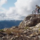 alpine biking