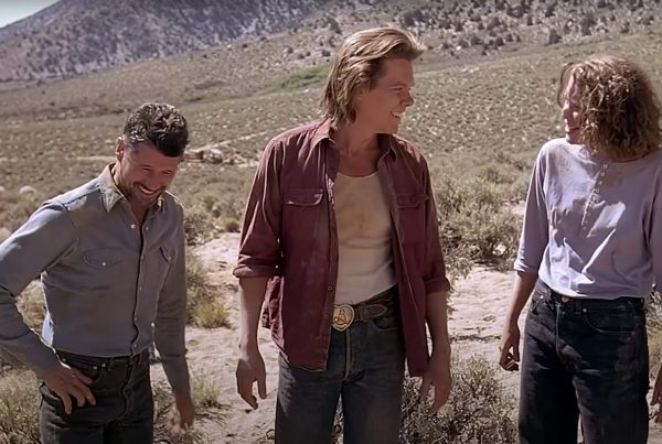 the making of tremors