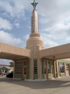 Conoco-station