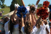 cheer squade routine