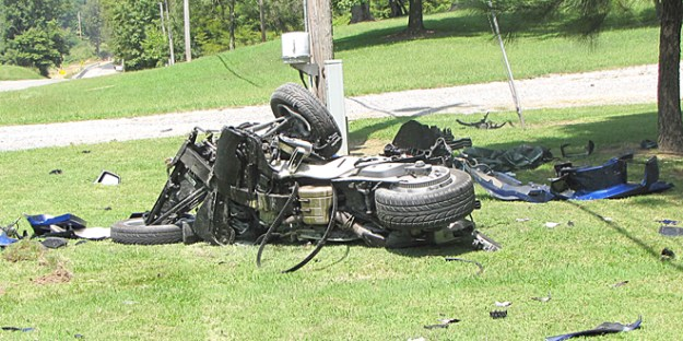 Goreville man seriously injured in head-on crash – The Vienna Times