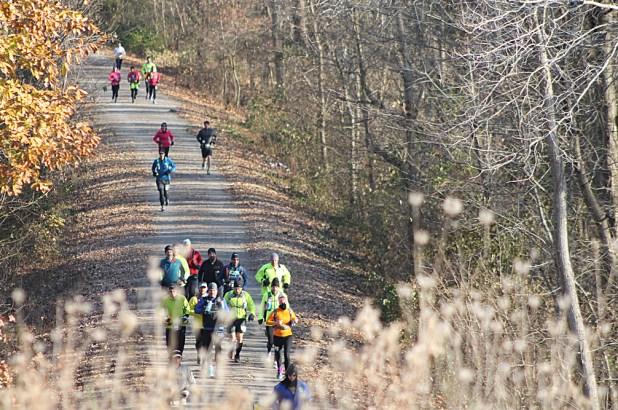 TH 100:50 mile 2014
