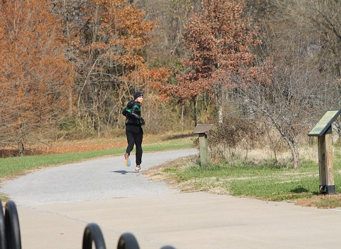 TH first 50 miler