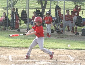Johnson County's boys and girls have plenty of opportunity to stay active outside this summer with Johnson County Youth League participation.