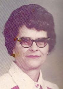 Mildred Harris obit