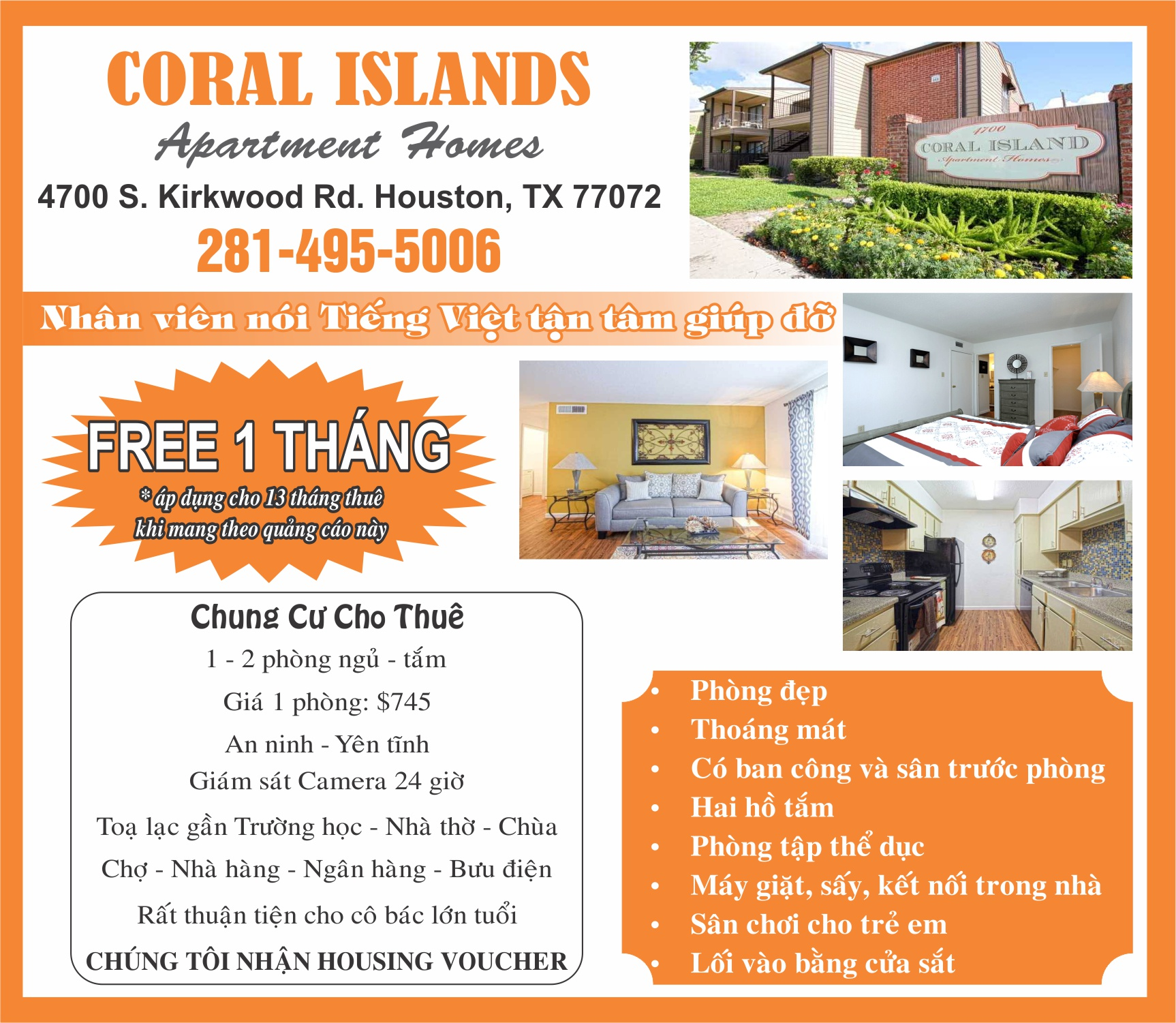 Coral Islands Apartment Homes