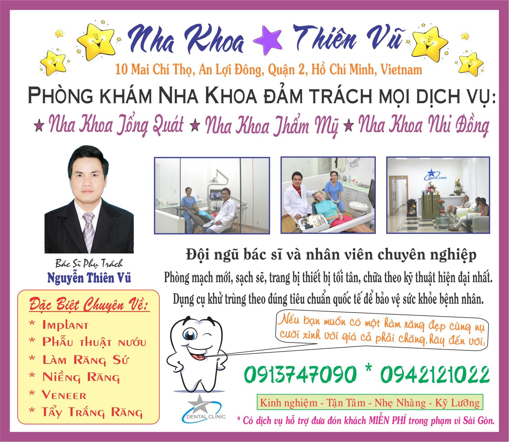 Nha Khoa Thien Vu