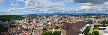 Thumbnail for Ljubljana, Slovenia: Here there be Dragons