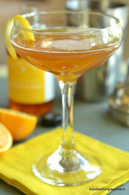 It's 5 O'Clock Somewhere Friday: The Midas Touch Cocktail