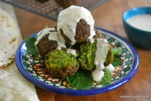 The Best Falafel EVER! 7