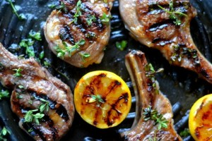 Lemon Thyme Lamb Chops | The View from Great Island (3)