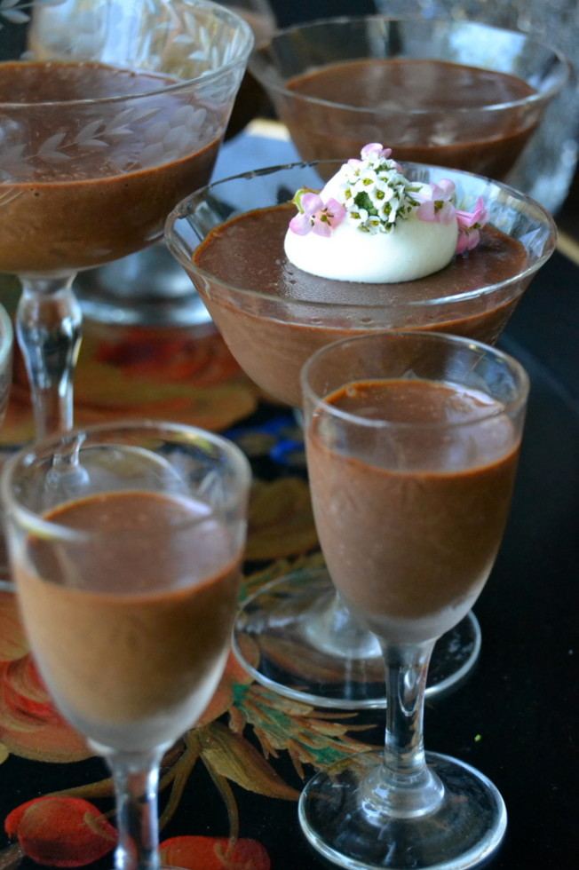 Dark Chocolate Pot de Creme 9