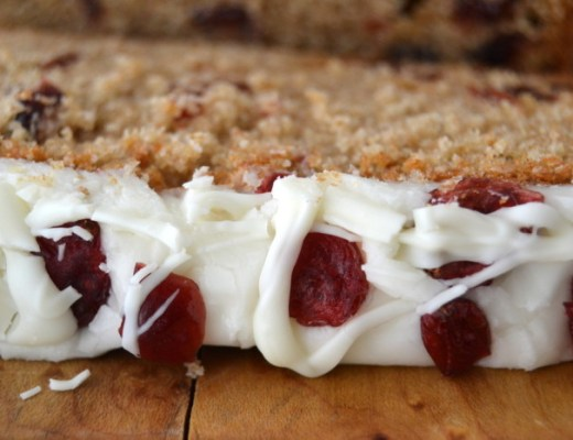 Better than tarbuck's Cranberry Bliss Bread 4
