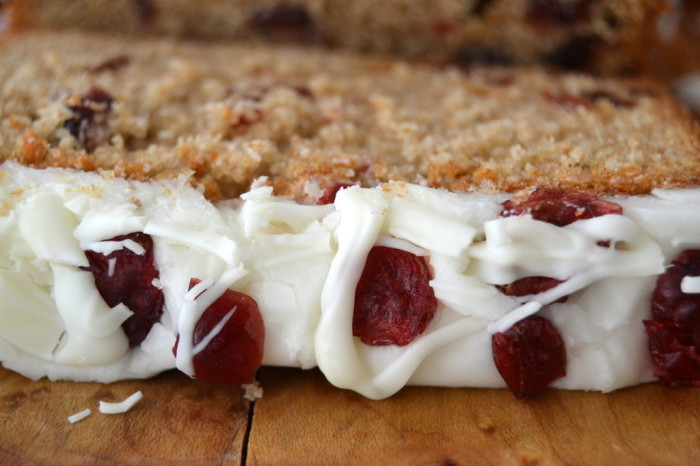 Better than tarbuck's Cranberry Bliss Bread 4