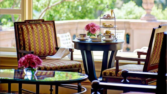 tea at the langham hotel