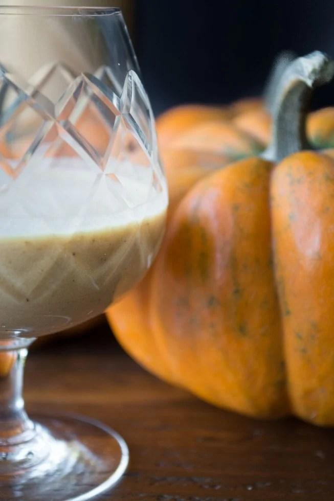 Easy Homemade Pumpkin Liqueur recipe --- anyone can do it!