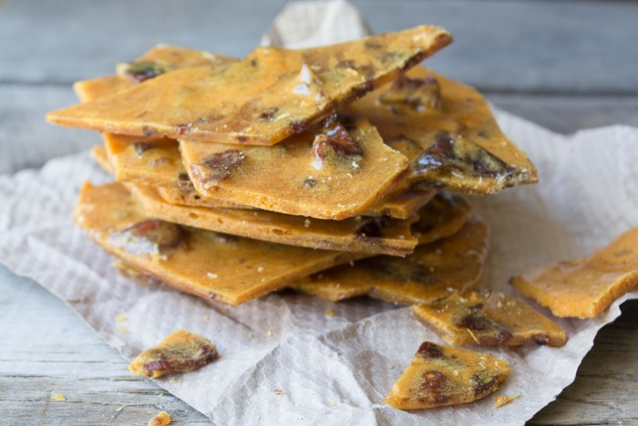 Easy Microwave Bacon Brittle makes a perfect holiday gift