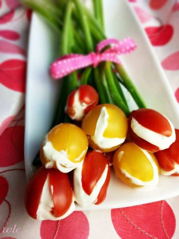 Permission to Play | Edible Tulips