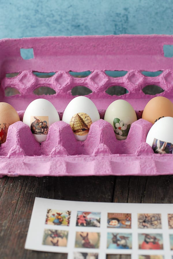 TATTOOED EASTER EGGS by Boulder Locavore