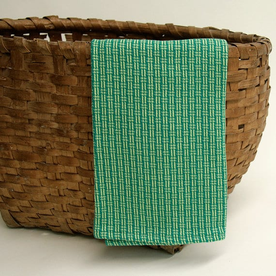 Handwoven Dish Towel from Stillwater Weaving