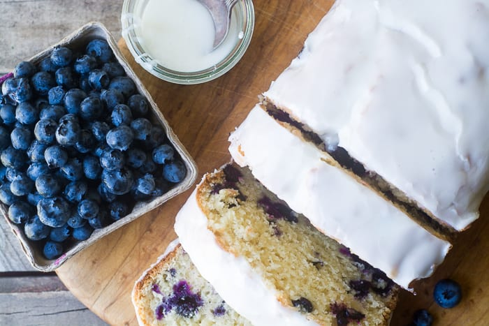 Blueberry Lemon Pound Cake recipe   theviewfromgreatisland.com
