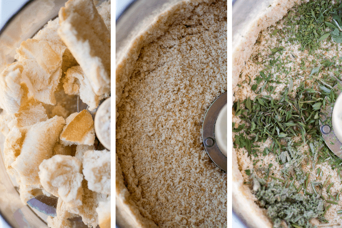 How to make homemade bread crumbs ~ theviewfromgreatisland.com