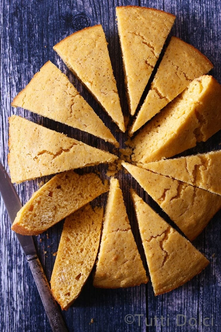 The Best Cornbread Recipes ~ Brown Butter Maple Cornbread