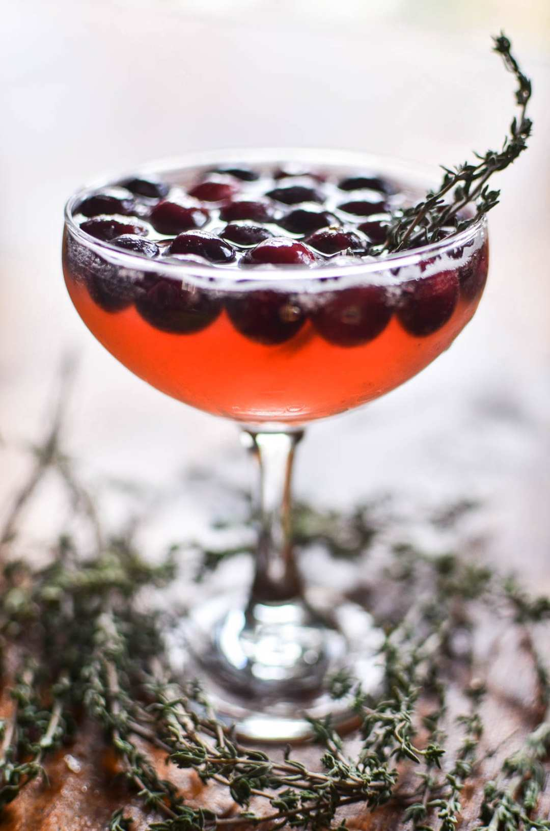 The Cranberry Bog Cocktail
